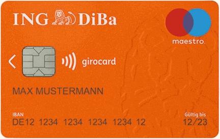 Ing Diba Visa Abbuchung