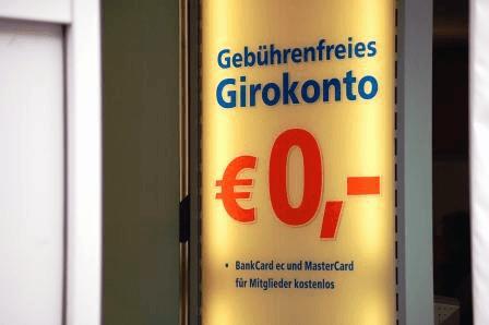 Kostenloses Girokonto Alles Inklusive Stand 042019